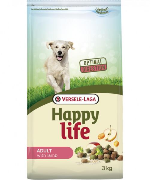 Versele Laga Happy Life 3kg Adult Lamb