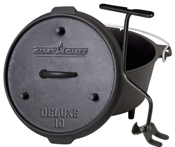 """Dutch Oven Deluxe 10"""""""