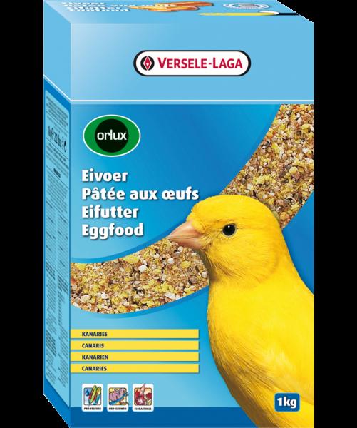 Orlux Eifutter 1kg gelb trocken Kanarien