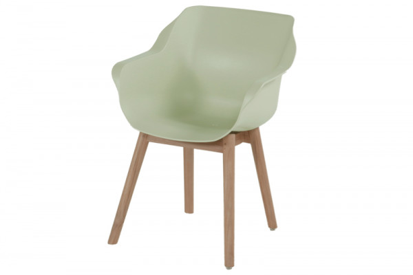 Sophie Team Armchair - French Green
