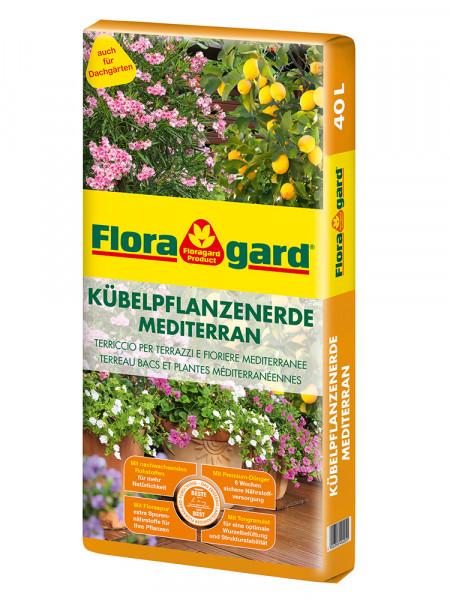 Kübelpflanzenerde Mediterran 40L