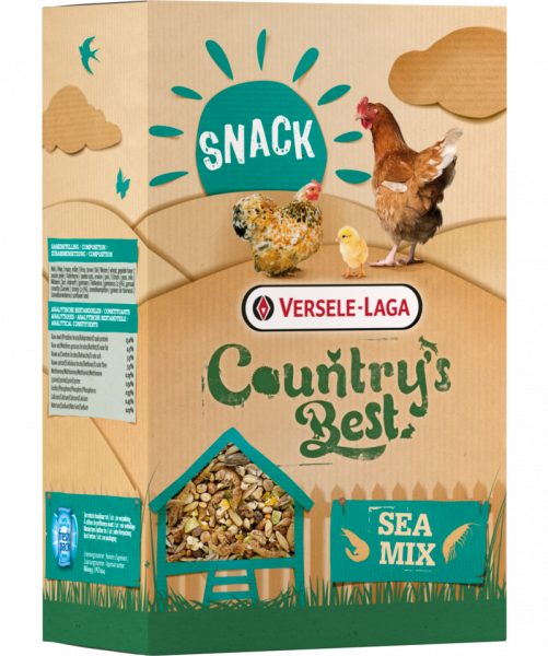 Countrys Best 1kg Snack Sea Mix