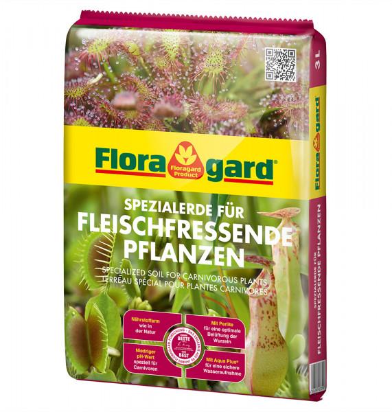 Spezialerde für Freischfressende Pflanzen 3L