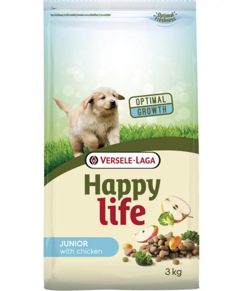 Versele Laga Happy Life 3kg Junior Chicken