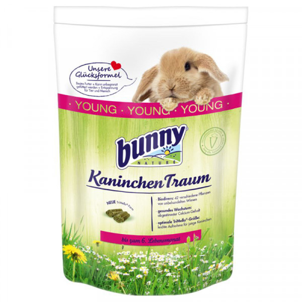 KaninchenTraum Young 1,5 kg