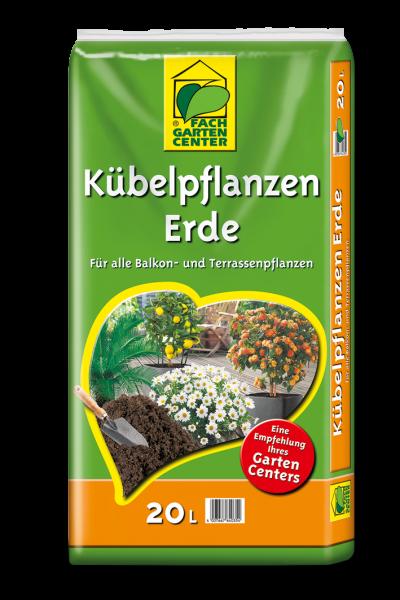 Kübelpflanzenerde 20L / 45L