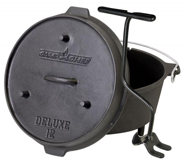 """Dutch Oven Deluxe, 12"""", 5,7 Liter"""