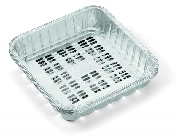 Grillpfanne für Gemüse aus Aluminium