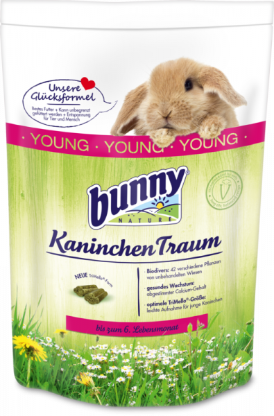 KaninchenTraum Young 4 kg