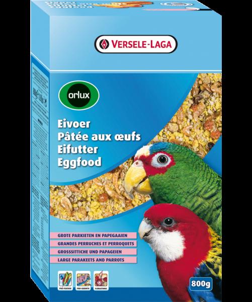 Orlux Eifutter 800g trocken GS+ Papageien
