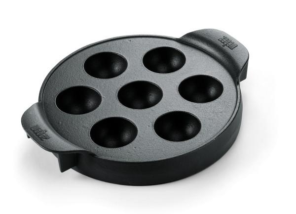 Gourmet BBQ System Ebelskiver Einsatz
