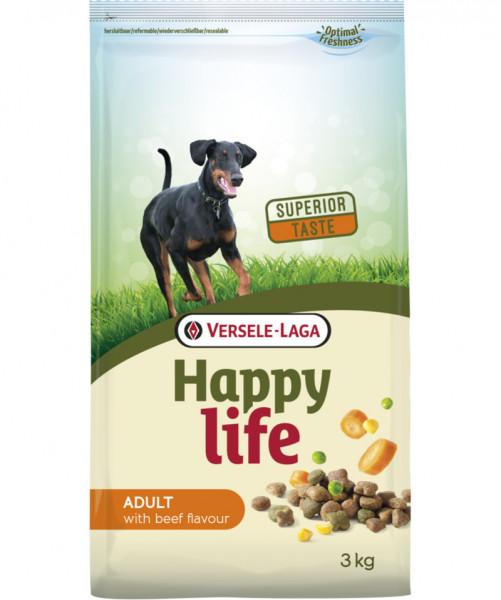 Versele Laga Happy Life 3kg Adult Beef