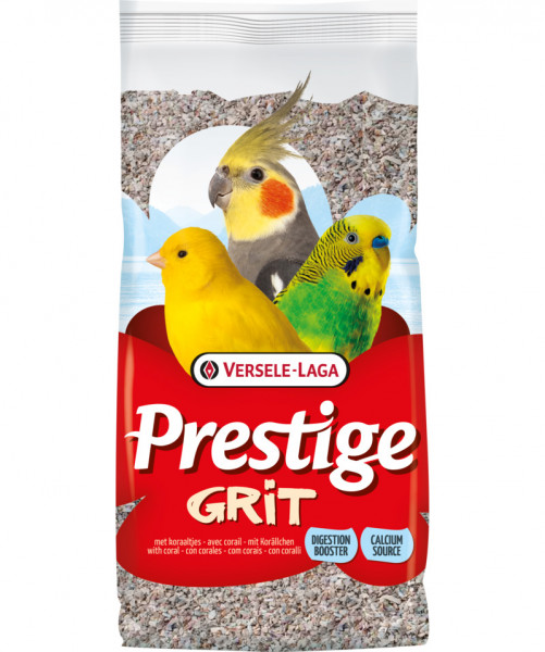Versele Laga Prestige 20kg Grit mit Korällchen