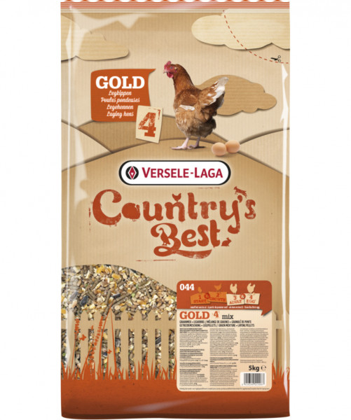 Countrys Best Gold 4 Mix 20kg