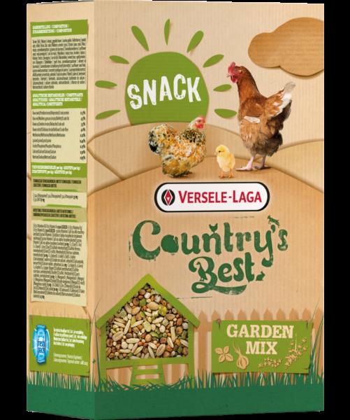 Countrys Best 1kg Snack Garden Mix