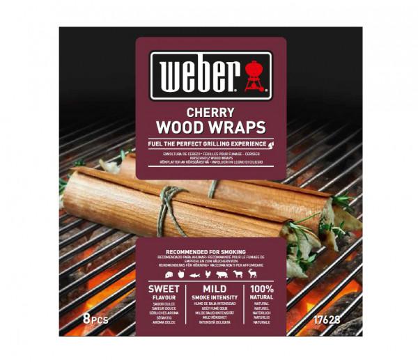 Wood Wraps aus Kirschholz