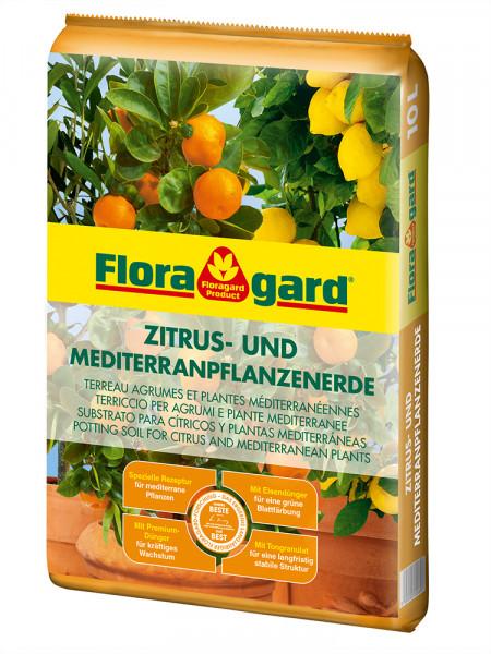 Zitrus- und Mediterranpflanzenerde 10L